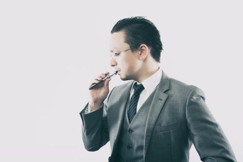 時代は煙のないタバコへ