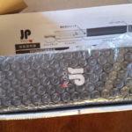 ジェイピーベポのスターターキットV650レッド梱包状態